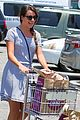 lea michele smiles wide after going public with new boyfriend 14