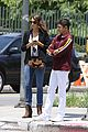 nikki reed lunch nail salon stops 13