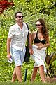 tammin sursok sean mcewen kisses maui vacation 05