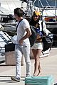 zac efron michelle rodriguez boat italy vacation 29