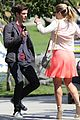 grant gustin emily bett rickards flash arrow crossover filming 12