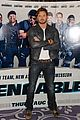 kellan lutz the expendables 3 london premiere 01