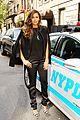 nina dobrev promotes lets be cops all over new york 16