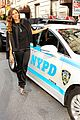 nina dobrev promotes lets be cops all over new york 21