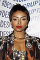 kat graham blonds show at new york fashion week 04