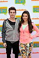 jack griffo kira kosarin worldwide day play 2014 07