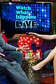 chloe moretz watch what happens live 09