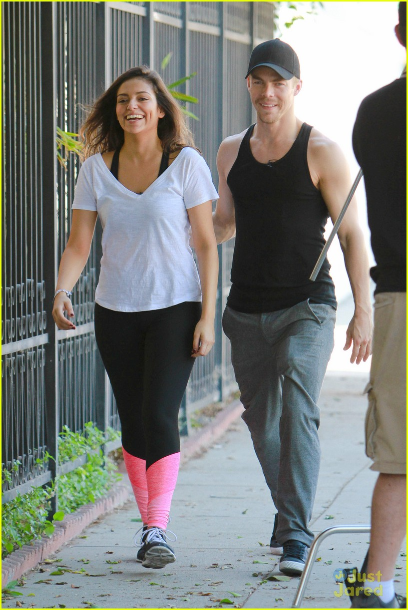 Are bethany mota and derek hough dating