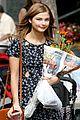 stefanie scott flower shopping sunday 09