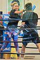 gigi hadid sets herself free with boxing 01