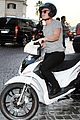 josh hutcherson motorbikes around town 01