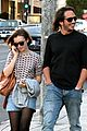 lily collins steps out with mystery man 02