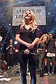 ellie goulding dougie poynter christmas charity show london 18