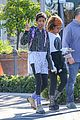 willow smith flashes a peace sign 14
