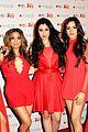 fifth harmony walk sing red dress fashion show 27