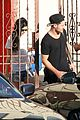 rumer willis val chmerkovskiy wrap up practice his bday 04