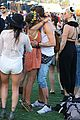 sarah hyland dominic cooper make out at coachella 17