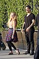 willow shields mark ballas beach balls hula hoops dwts 06