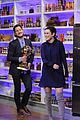rumer willis joins sway show val chmerkovskiy the chew 01