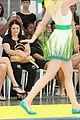 bella thorne crocs fashion show 17
