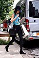 kendall jenner night out with hailey baldwin harry hudson 11