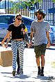 miley cyrus grab sushi lunch before july 4th weekend 19