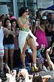 demi lovato falls cool for the summer party 03