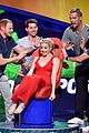 gracie gold daniela nieves sydney park more kids choice sports 26