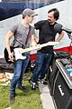hunter hayes capitol fourth rehearsal concert 13