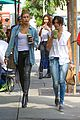 hailey baldwin kendall jenner khoe kardashian west hollywood 37