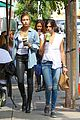 hailey baldwin kendall jenner khoe kardashian west hollywood 40