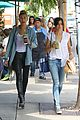 hailey baldwin kendall jenner khoe kardashian west hollywood 48