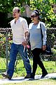 naya rivera shows baby nursery laugh ryan dorsey walk 17