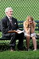 sophie nelisse derek jacobi history of love nyc filming 05