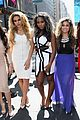 fifth harmony monster video premiere times square 05