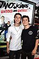 hayes grier nash janoskians premiere fun facts 04