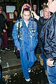 miley cyrus does double denim after snl rehearsal 19