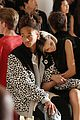 jaden smith kiss sarah snyder girlfriend nyfw 18