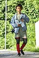 jaden smith chuggs water from box 07