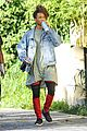 jaden smith chuggs water from box 11