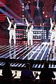 4th impact peform on x factor finals 04