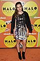 brec bassinger isabela moner 2015 halo awards 03