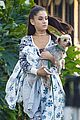 ariana grande onesie dog shopping 05