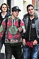 brooklyn beckham jets back to london christmas 22