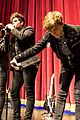 tahj mowry fiym jacob whitesides rock red kettle concert 12