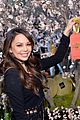 janel parrish harry shum lunar new year event 09