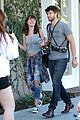 keegan allen kara royster cute twitter pic sep outings 06