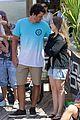 bindi irwin supports chandler powell wakeboarding comp 29