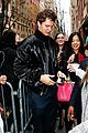 ansel elgort live with kelly michael dance 08