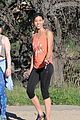 kara royster hike los angeles park friend 05